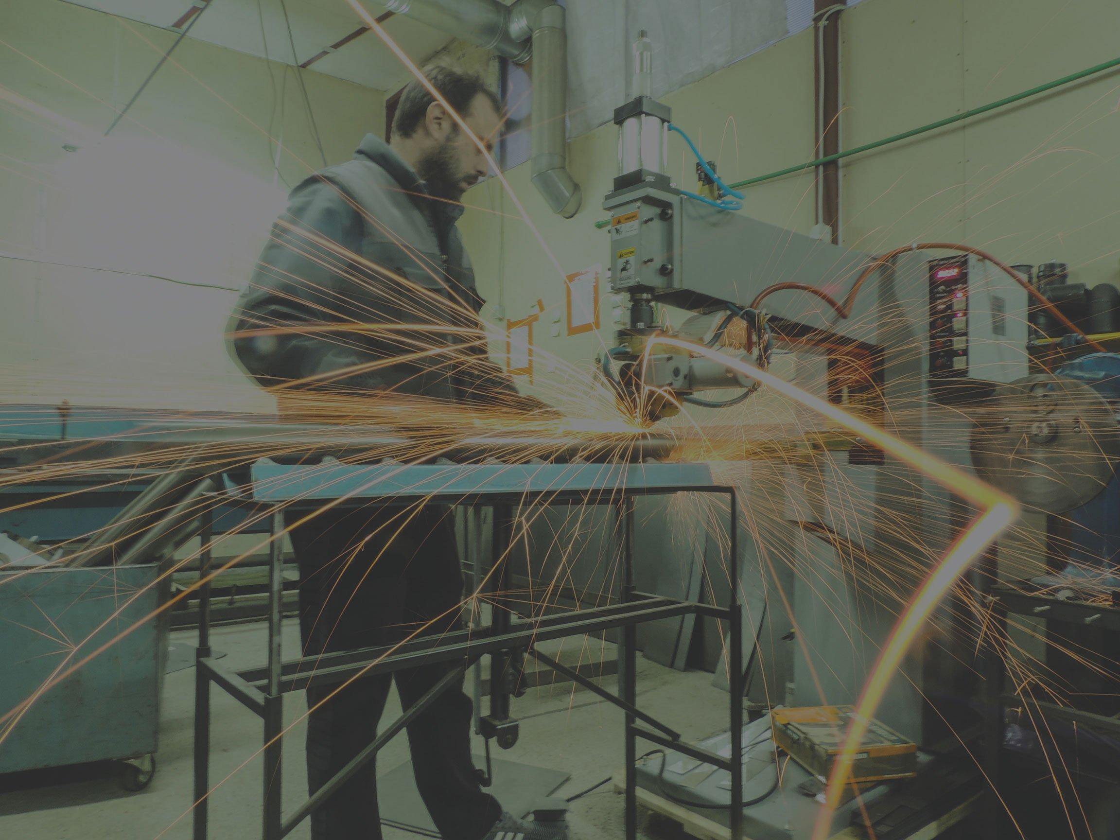 Proizvodnja dimovodnih cevi i dimnjaka od inox-a